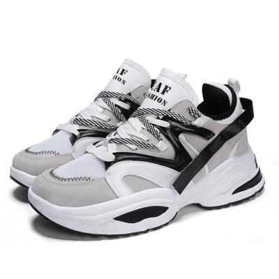 Couples Tide Shoes Increase Men's Sneakers Old Shoes