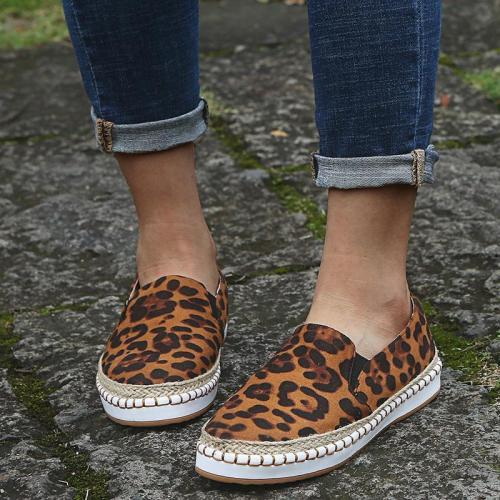 Fashion Low Heel Lazy Casual Fisherman Flats