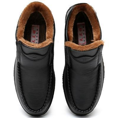 2018  Winter Men's Casual Warm Snow Boots