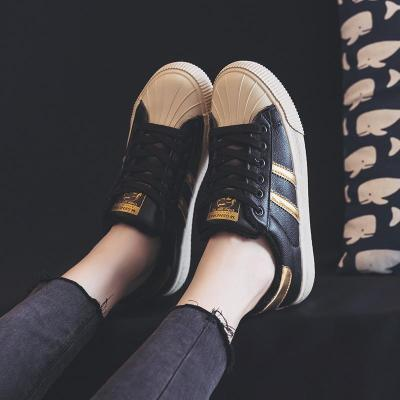 Casual Comfy Warm Lace-up Flat Sneakers