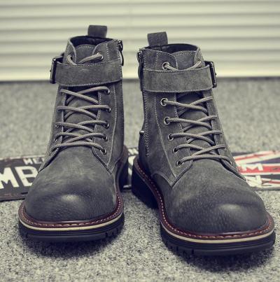 Vintage Wild High Martin Boots