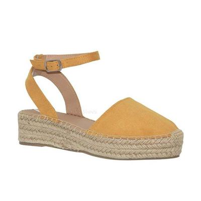 Summer New Women's Shoes Round Head Flat Bottom Fashion Women's Sandals