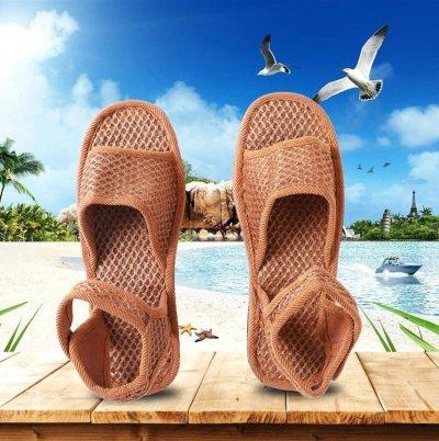 flat shoes women Vintage Slip On Beach sandals women