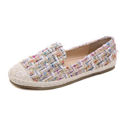 Bohemian Style Comfortable Flats Mesh Loafers