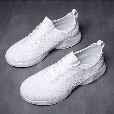 Men's Breathable Personality Crocodile Mesh Mesh Men's Sneakers