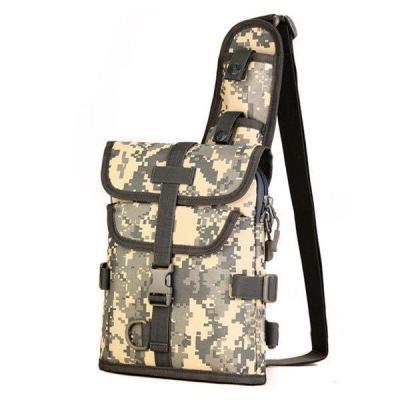 Outdoor Tactical Shoulder Bag Double Use Sports Hiking Bag