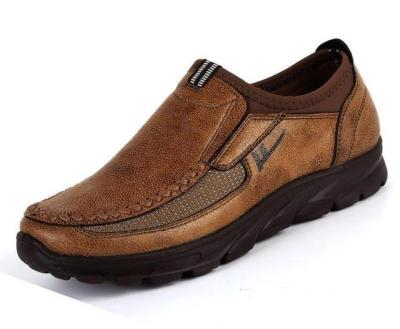 Casual Quality Leather Loafers Slip-on Shoes