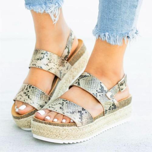 Women Casual Wedge Sandals