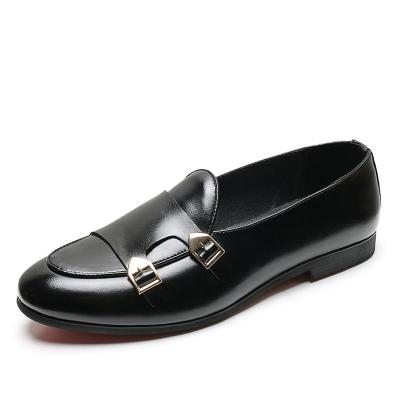 Pointed Toe Slip-On Flat Loafers