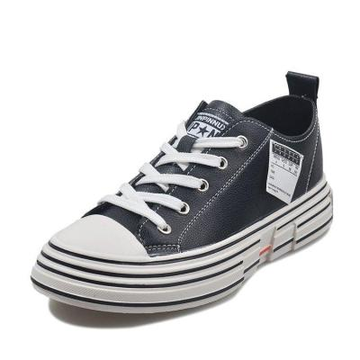 New Ins Fashion In Spring 2020 One Shoe Casual Sports Platform Shoes White Shoes