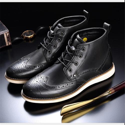 Men's Bullock Casual Martin Men Boots