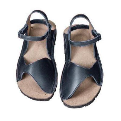 Women Adjustable Buckle Summer Casual Flat Plus Size Sandals