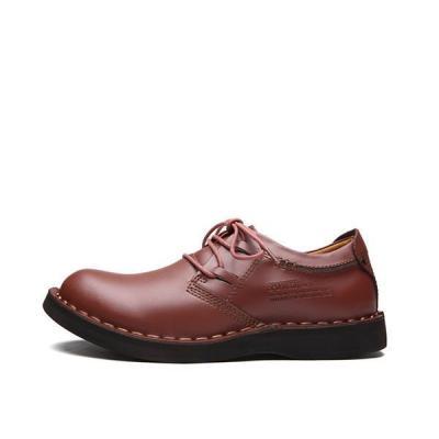 Men's Business Casual Lace-Up Shoes
