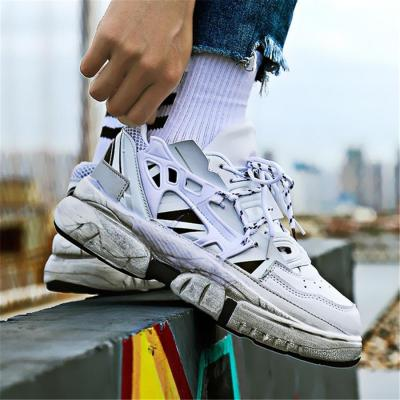 Men's thick-soled casual wild trend sport sneakers