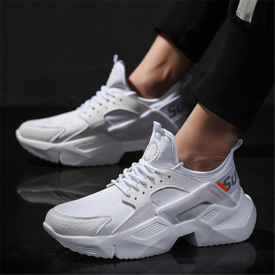 Men's Fashion   Casual High Breathable Men's Sneakers