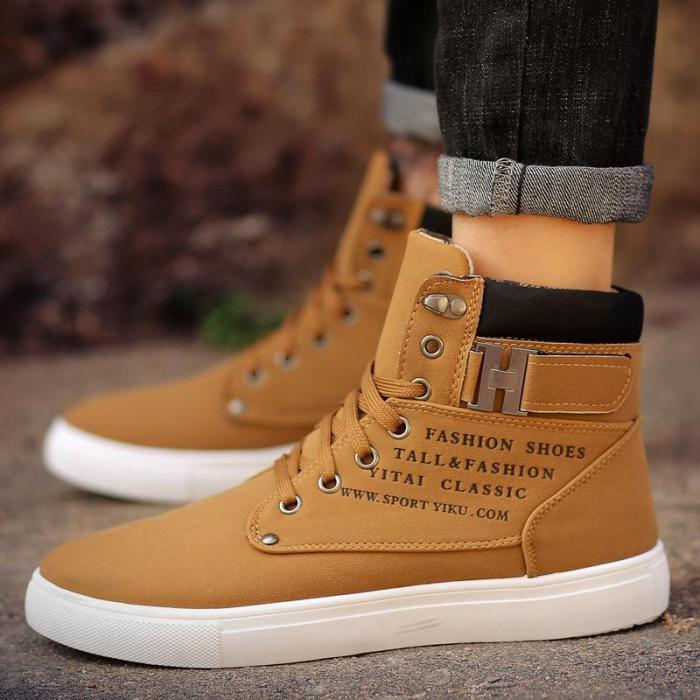 Casual Breathable comfortable sport Men Boots