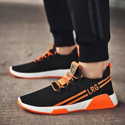 Men's Casual Lace Up Sneakers