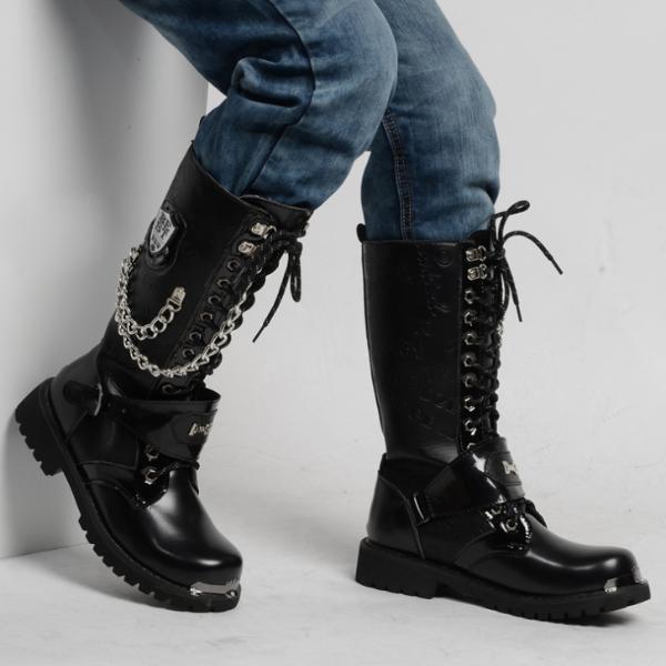 Winter plus velvet to keep warm inside Martin boots