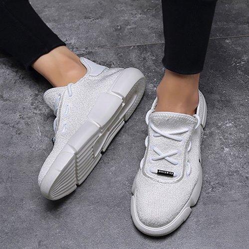 Men's leisure breathable mesh shoes