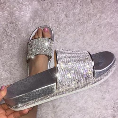 Fashion Women Summer Flat Slippers
