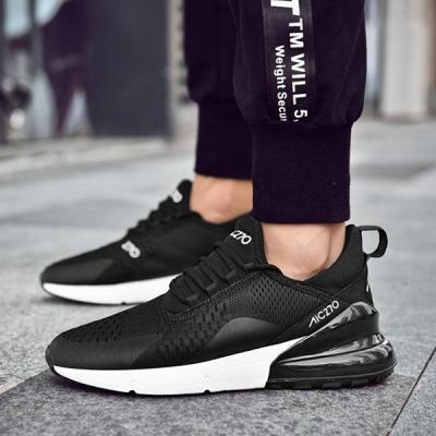 Men's Air Cushion Running Shoes Non-Slip Wear-Resistant Sneakers