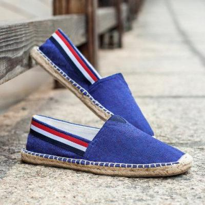 Flat Heel Canvas Daily Flats Loafers