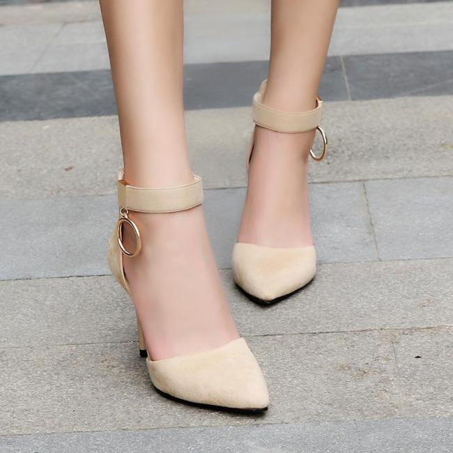 Spring/Summer Elegant Daily Date Pointed Toe Shoes