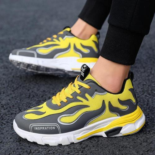 Thick-Soled Versatile Mesh Casual Shoes