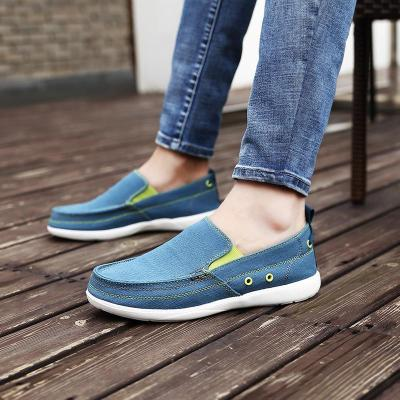 Men's Classic Canvas Slip-on Loafers