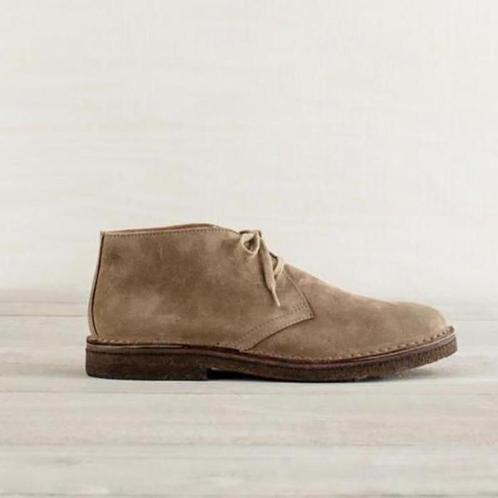 Men Suede Boots