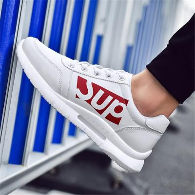 Men's lace-up breathable casual versatile sneakers