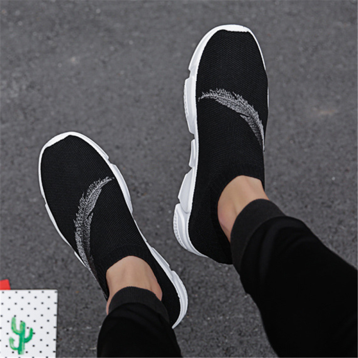 Men's Casual Lightweight Breathable Sneakers