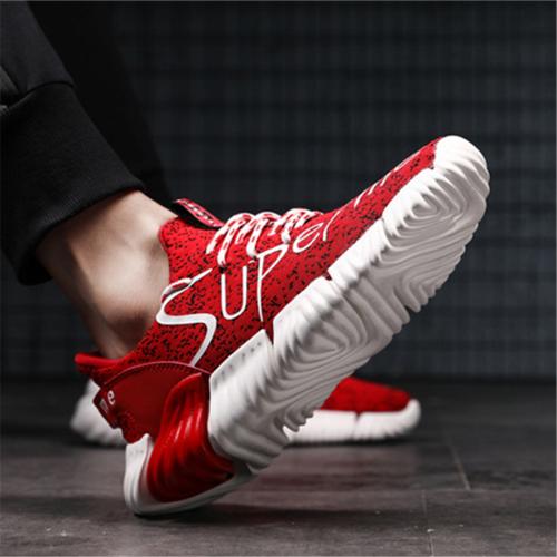 Men's wear-resistant knitted breathable Men's Sneakers