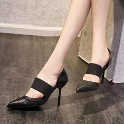 Summer Stiletto Heel Elegant Shoes