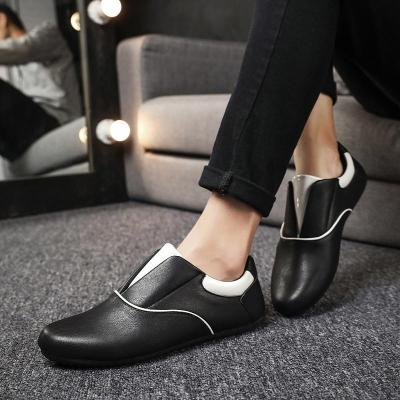 Soft Slip on Flats Driving Shoes
