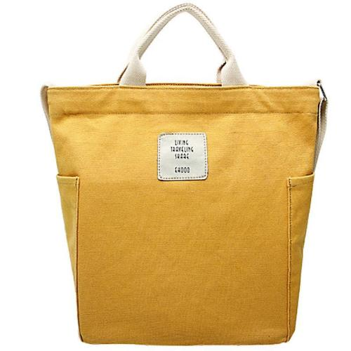 Multi-functional Large-capacity Canvas Messenger Bag Tote Bag