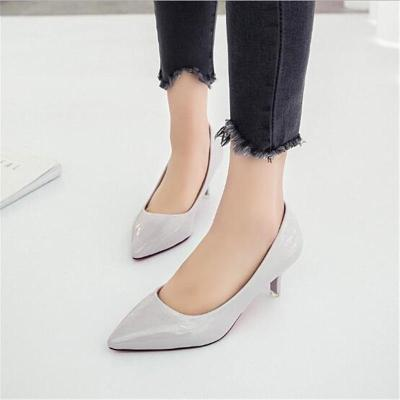 stiletto pointed high heels wild fashion comfortable shoes