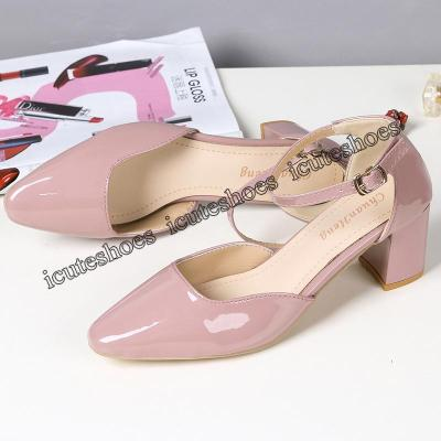 Sandals Women's Summer New Fashion High Heels