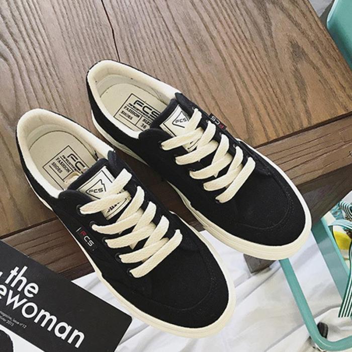 Women/Men Canvas Basic Summer Shoes