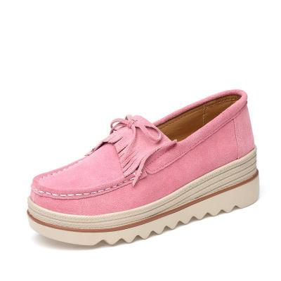 Women's Casual Platform Loafers