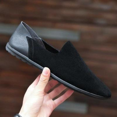 Comfortable Soft Suede Men Loafers