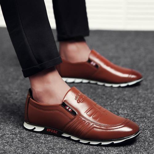 Men's Business Comfortable Driving Shoes
