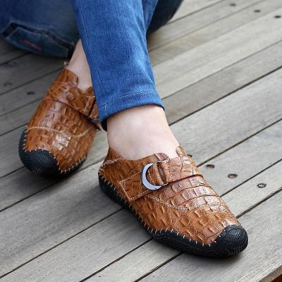 Men Moccasins Slip On Loafers