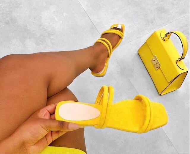 Casual Flock Plus Size Cute Slides Outside Shoes