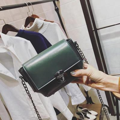 Women PU Leather Retro Mini Crossbody Bag Shoulder Bag