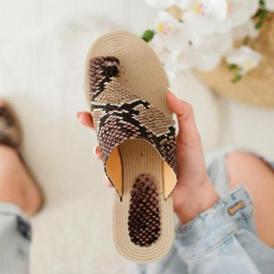 Fashion Daily Solid Color Slippers