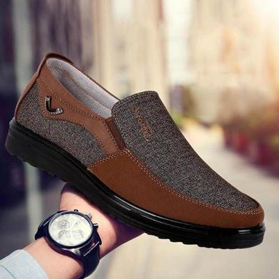 Men Canvas Slip on Casual Loafers(Buy 2 get 5%Off )