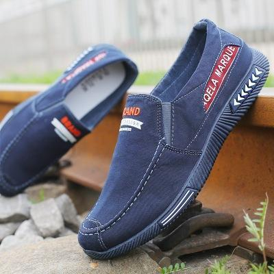 Mens Casual Slip-on Flat Shoes Outdoor Soft Sole Loafers