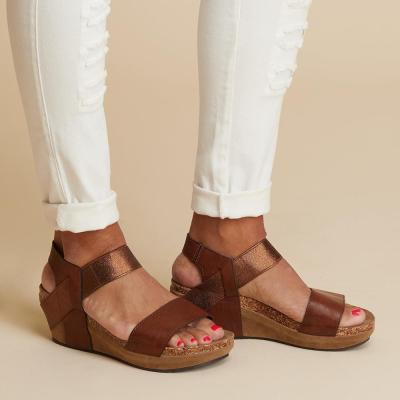 Fashion Casual Wedge Sandals