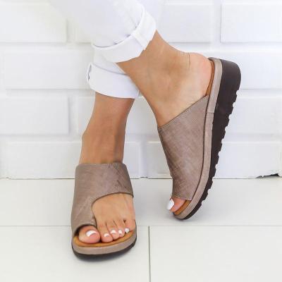 Casual Comfy Platform Thick Bottom Sandal